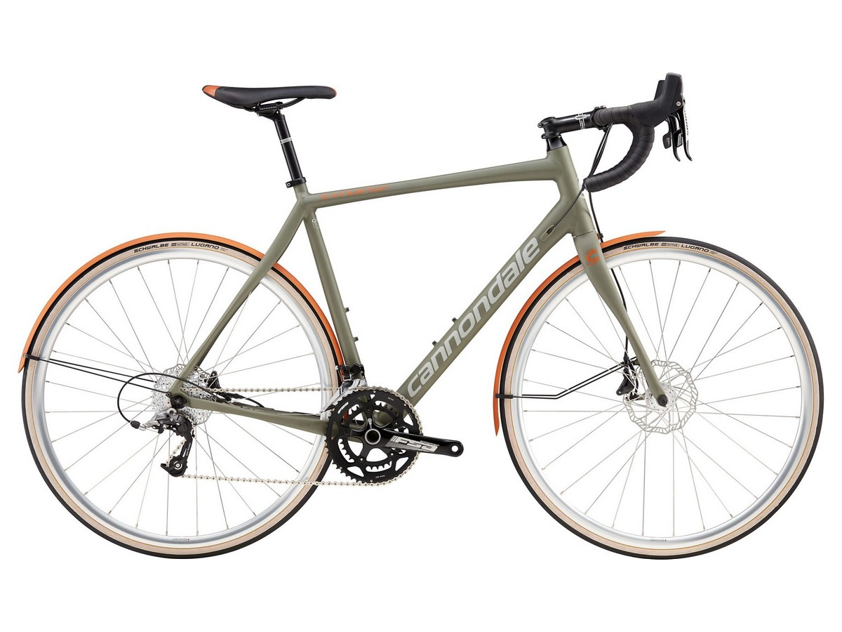 Cannondale Synapse Adventure Disc 2016