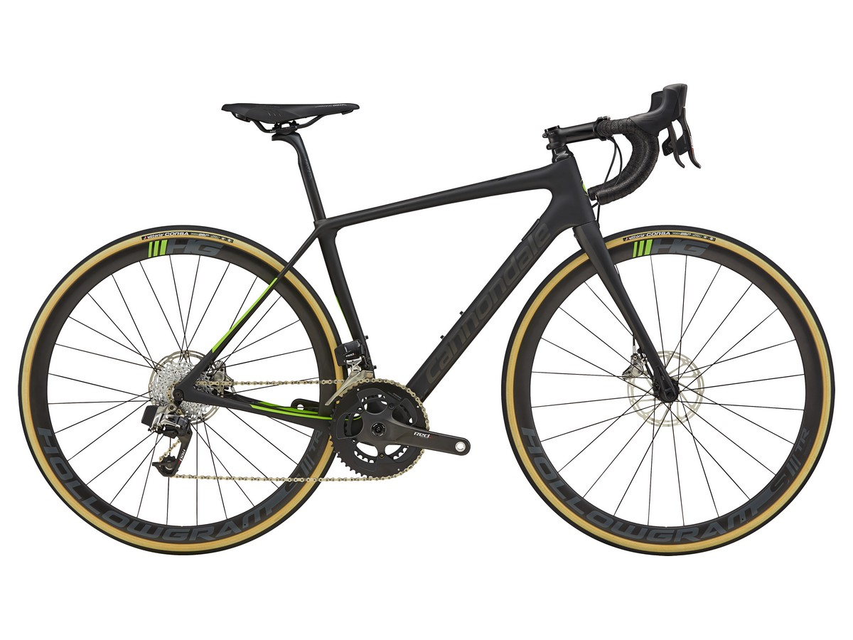Cannondale Synapse Hi-Mod Disc Women's Red eTap 2018
