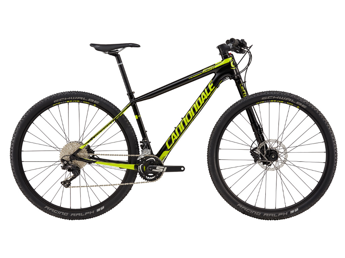 Cannondale F-Si Carbon 4 2018