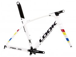 795 LIGHT RS frameset 18-PRO TEAM WHITE GLOSSY-C1